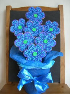 Cookie bouquet 1