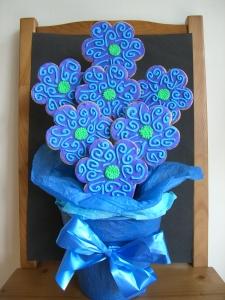 Cookie bouquet 1